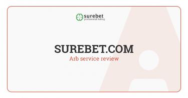 surebet arbitrage betting service